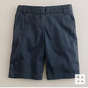 """J. Crew 9"""" Chino Shorts"""